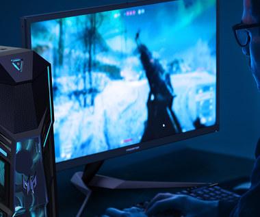 Predator Orion: Desktopy gamingowe Acera z nowymi kartami graficznymi