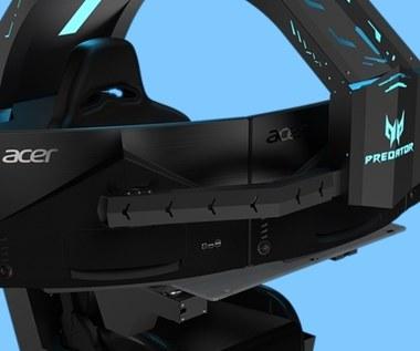 Predator Thronos: Acer zaprezentował nowy fotel gamingowy