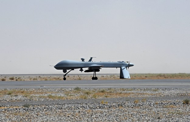 Predator w Afganistanie /AFP