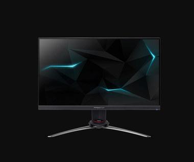Predator XN253QX: Nowy monitor dla graczy od Acera