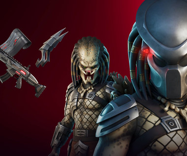 Predator zawitał do Fortnite'a