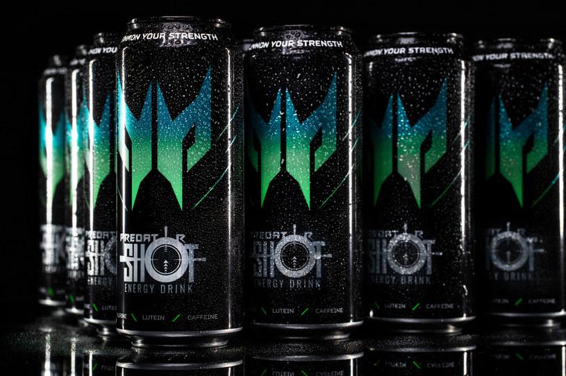 PredatorShot - napój energetyczny nowej generacji /Informacja prasowa