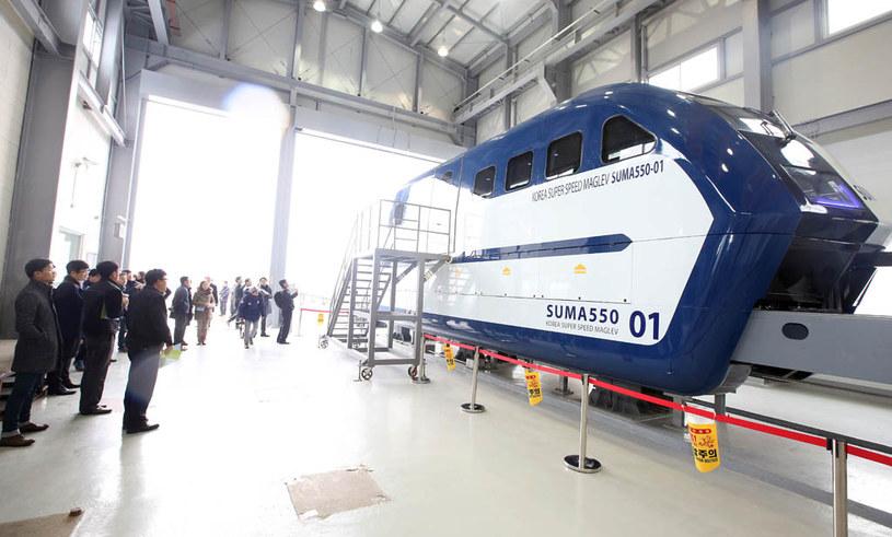 Prędkość maksymalna Boeinga 747 wynosi 988 km/h- wynik koreańskiego Hyper-Tube robi zatem wrażenie. Fot. Korean Railroad Research Institute. /materiały prasowe