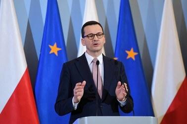 Premier: 212 miliardów złotych na walkę z gospodarczymi skutkami pandemii