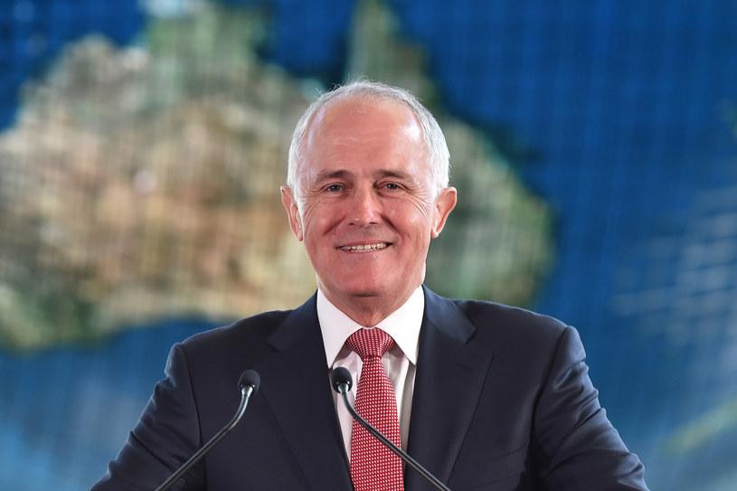 Premier Australii zapowiedział rozbudowę sił morskich /AFP