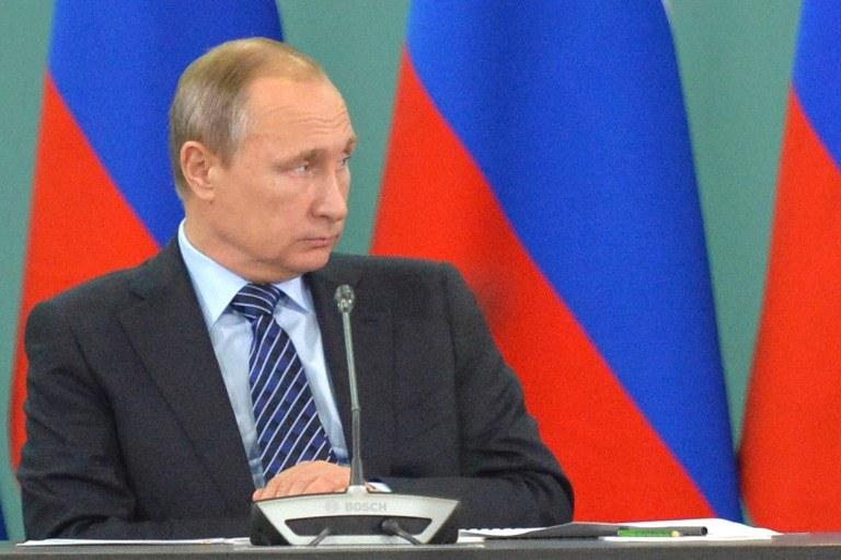 Premier Bawarii Horst Seehofer zapowiedział, że chce spotkać się z prezydentem Władimirem Putinem /AFP