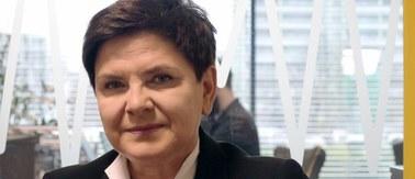 Premier Beata Szydło: Pewne resorty trzeba połączyć, pewne zadania przesunąć do innych resortów