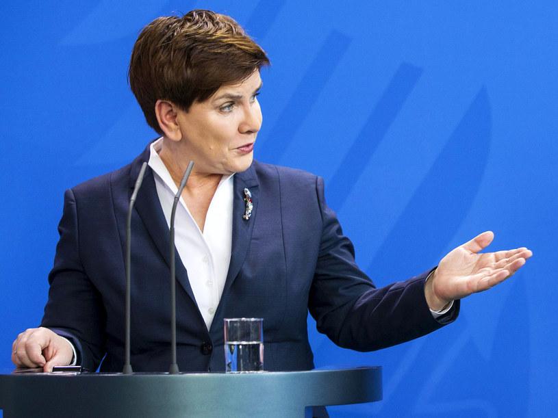 Premier Beata Szydło / Anadolu Agency /Getty Images