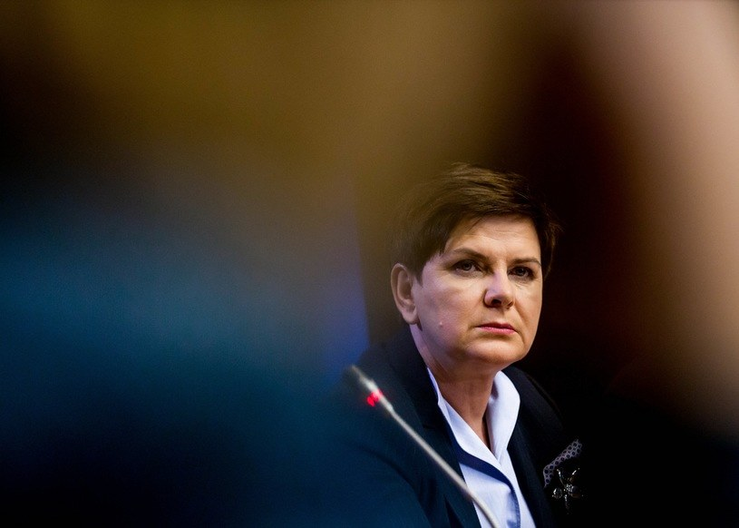 Premier Beata Szydło /PAP/EPA