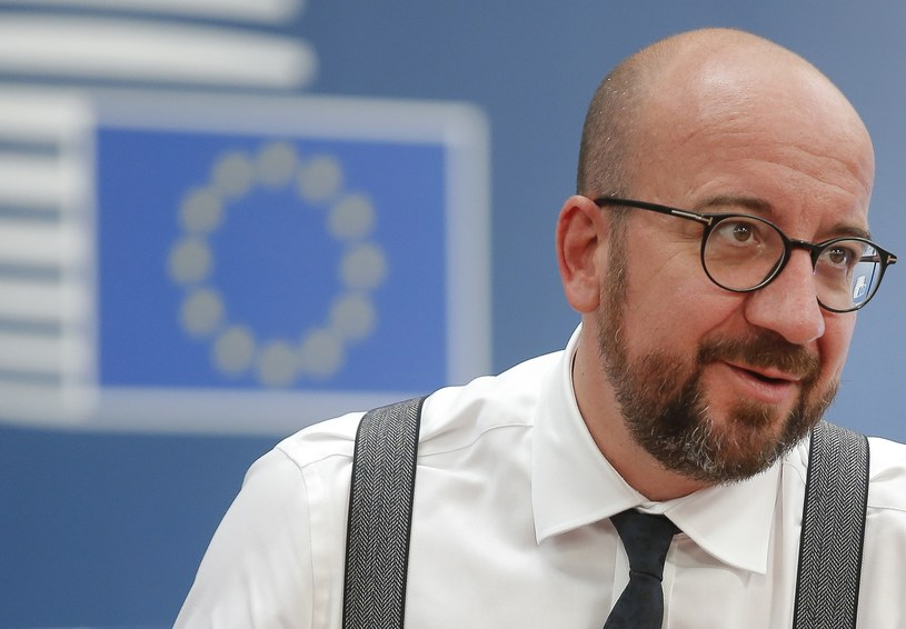 Premier Belgii Charles Michel /Julien Warnand, Pool Photo via AP /East News
