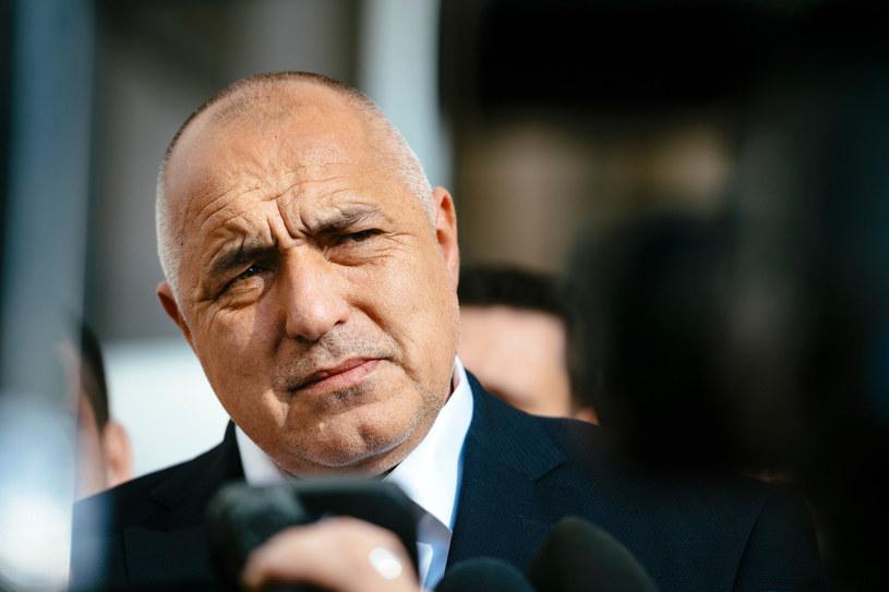 Premier Bułgarii Bojko Borisow /DIMITAR DILKOFF /East News