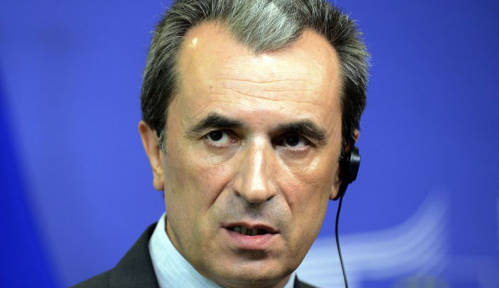 Premier Bułgarii Płamen Oreszarski. /AFP