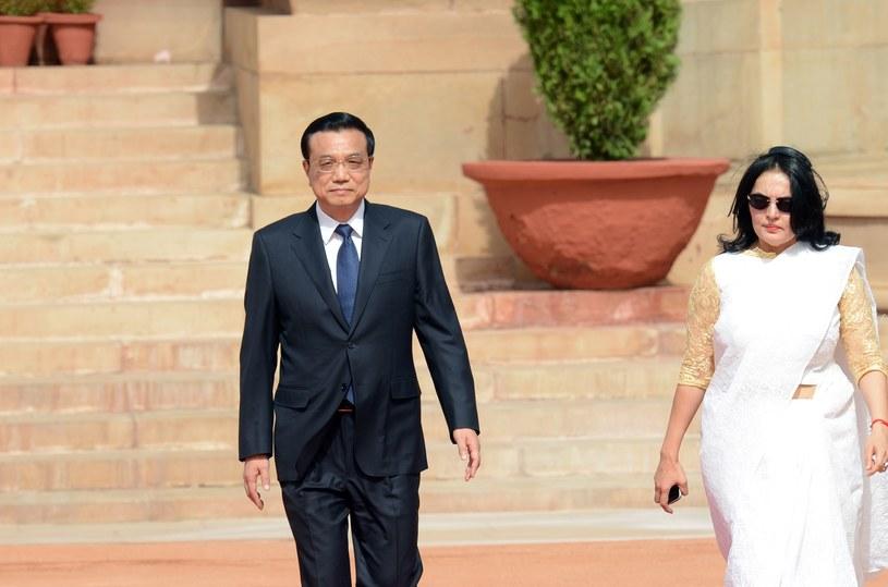 Premier Chin Li Keqiang /AFP