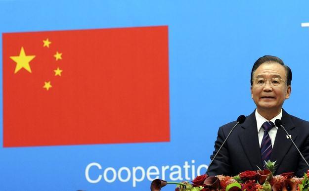 Premier Chin Wen Jiabao /AFP
