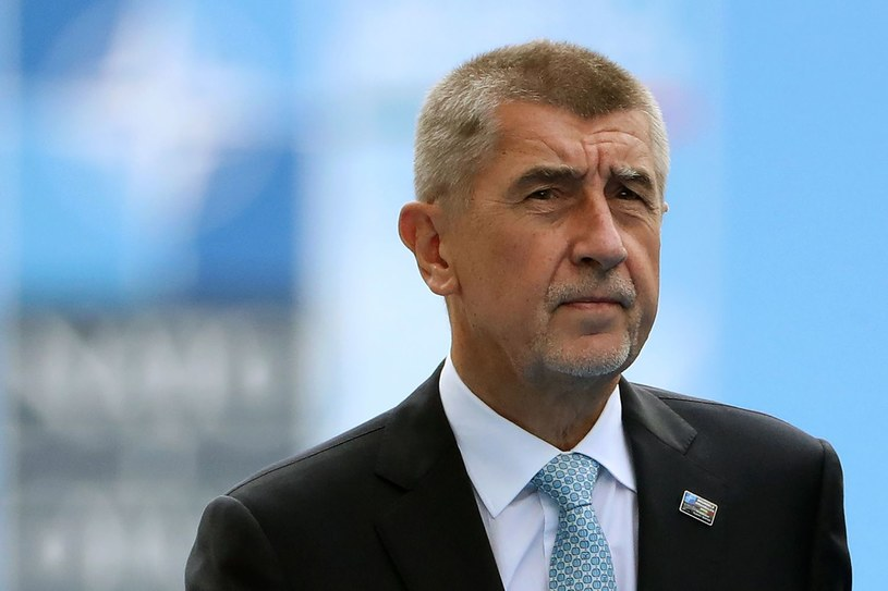 Premier Czech Andrej Babisz jest jedną z osób, której dotyczą Pandora Papers /AFP