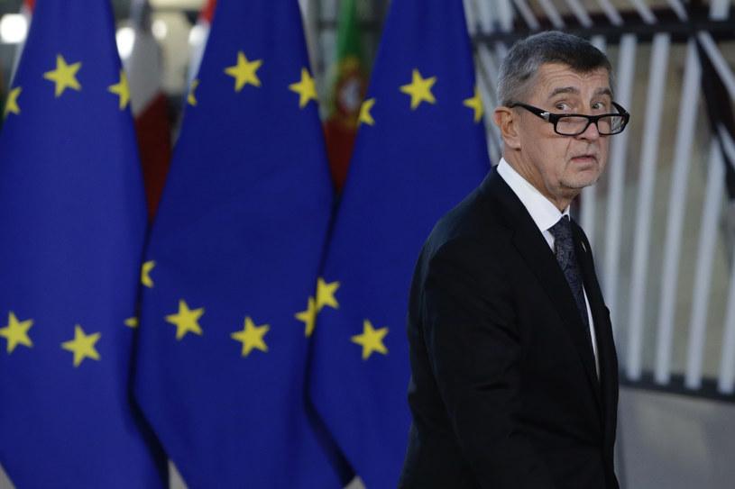 Premier Czech Andrej Babisz /AFP