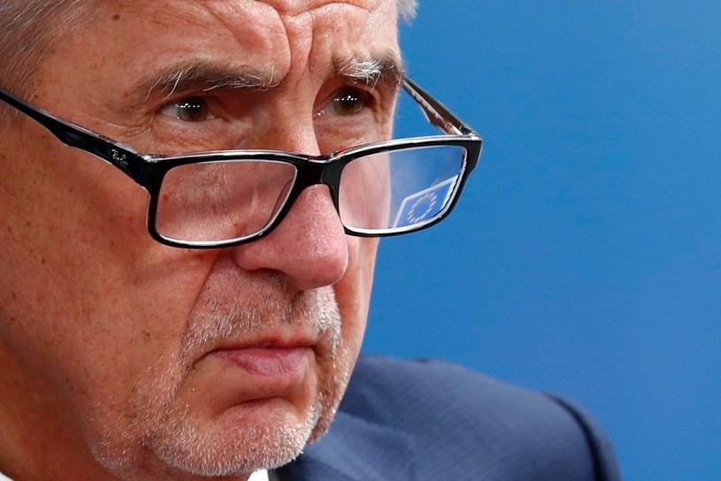 Premier Czech Andrej Babisz / FRANCOIS LENOIR / POOL / AFP /East News