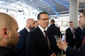 Premier dla Interii: Janusz Wojciechowski zadba o nasze interesy