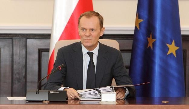 Premier Donald Tusk, fot. J. Kucharzyk /East News