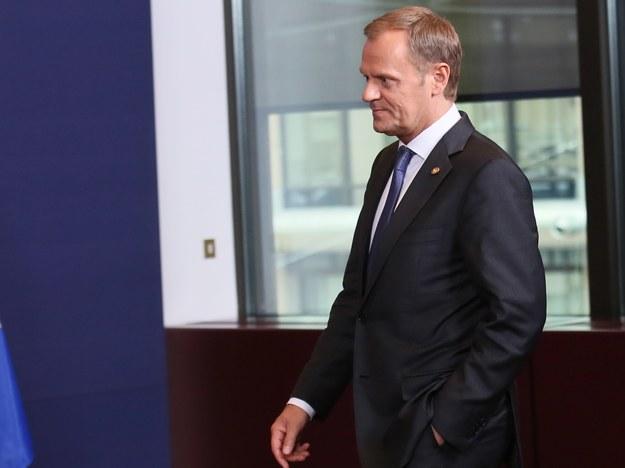 Premier Donald Tusk /Leszek Szymański /PAP