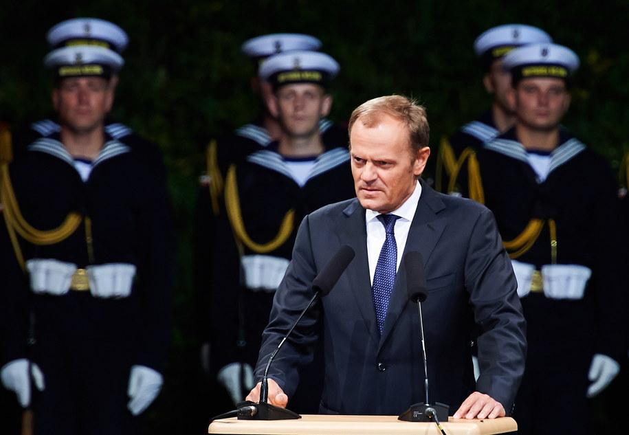 Premier Donald Tusk /Adam Warżawa  (PAP) /PAP