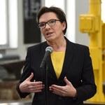 Premier Ewa Kopacz: SKOK-i są obciążeniem polskiego systemu bankowego