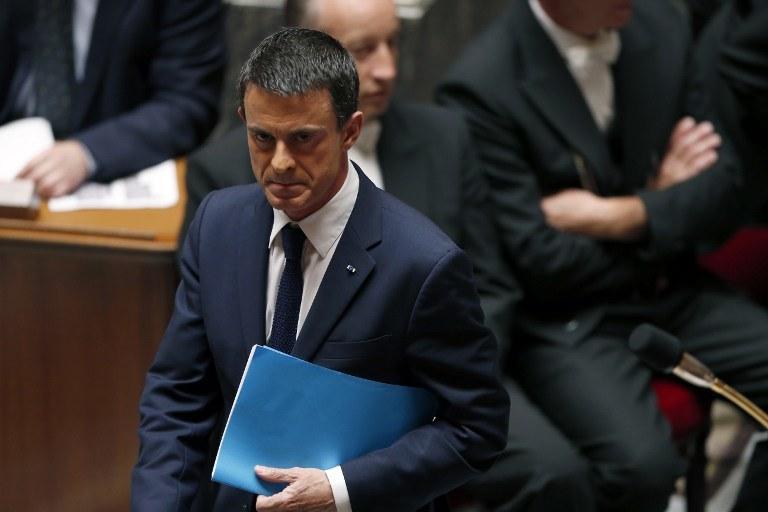 Premier Francji /AFP