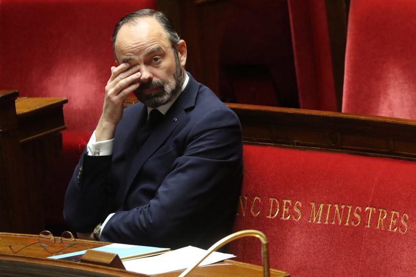 Premier Francji /LUDOVIC MARIN /PAP/EPA