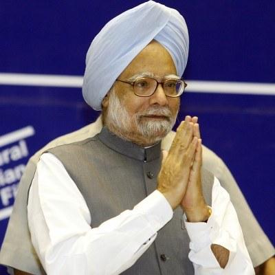 Premier Indii Manmohan Singh /AFP