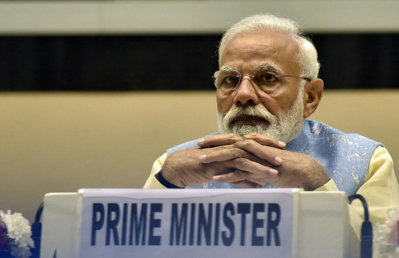 Premier Indii Narendra Modi /Mohd Zakir/Hindustan Times /Getty Images