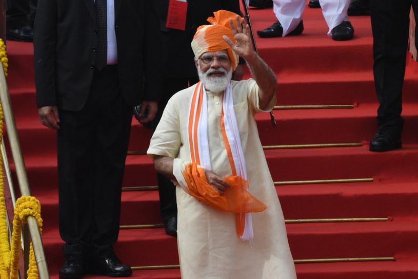 Premier Indii Narendra Modi /PRAKASH SINGH  /AFP
