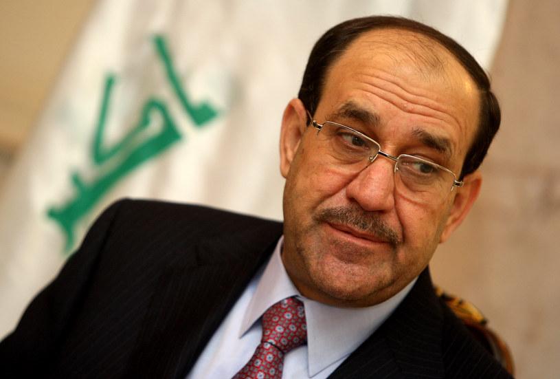 Premier Iraku Nuri al-Maliki /AFP