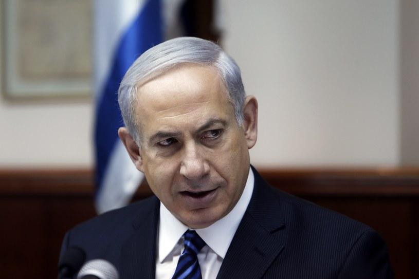 Premier Izraela Benjamin Netanjahu nakazał wszczęcie śledztwa w tej sprawie /AFP