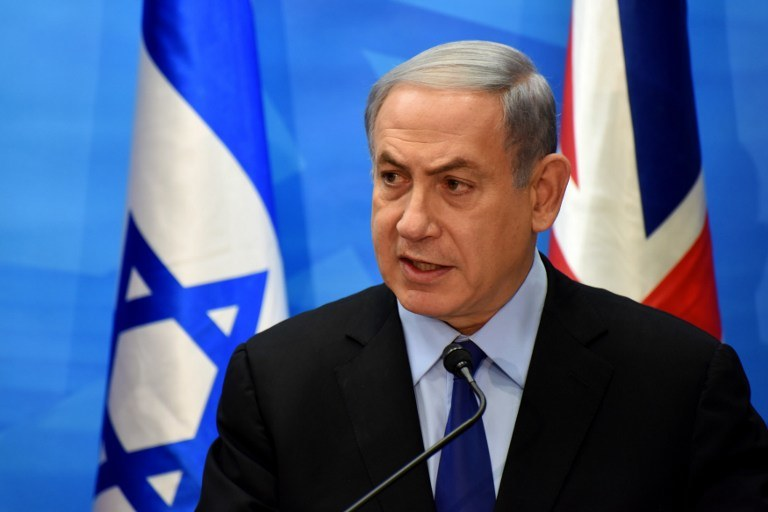 Premier Izraela /AFP