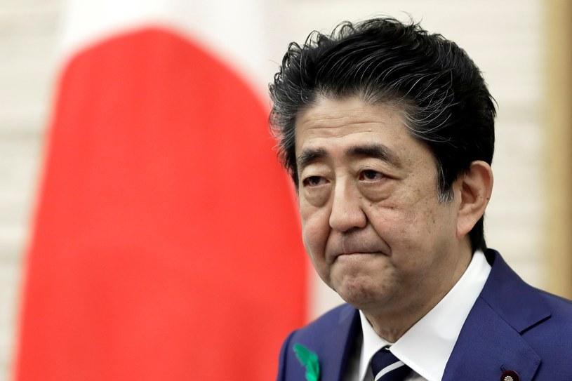 Premier Japonii Shinzo Abe ustąpi z urzędu /Kiyoshi Ota /AFP