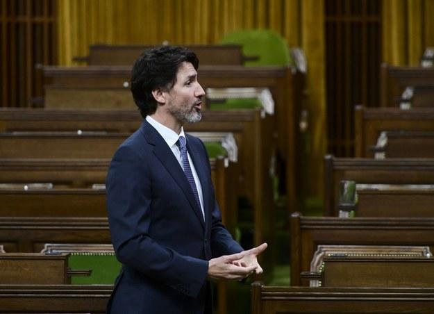 Premier Kanady Justin Trudeau / Sean Kilpatrick /PAP/PA