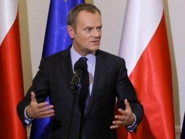 Premier krytykuje Sikorskiego ws. tweeta o Ukrainie