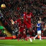 Premier League. Liverpool – Everton 1-0 po golu w doliczonym czasie gry