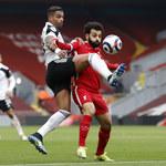 Premier League. Liverpool FC - Fulham 0-1 w 27. kolejce Premier League