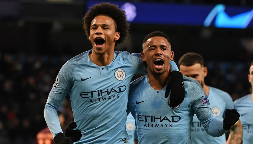 Premier League: Manchester City - Everton 3-1