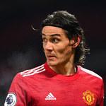 Premier League. Media: Edinson Cavani opuści Manchester United