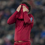 Premier League. Salah na weselu brata z maseczką pod brodą