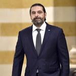 Premier Libanu ogłosił dymisję rządu. Doprowadziły do tego protesty