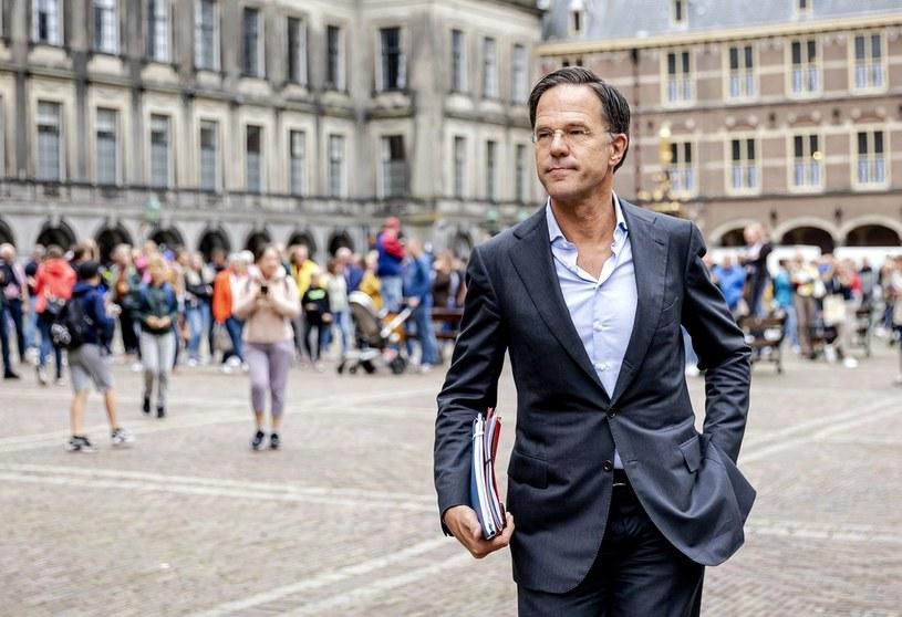 Premier Mark Rutte /AFP