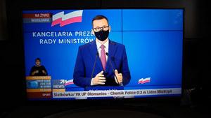 Premier Mateusz Morawiecki: Będą ulgi dla ozdrowieńców oddających osocze