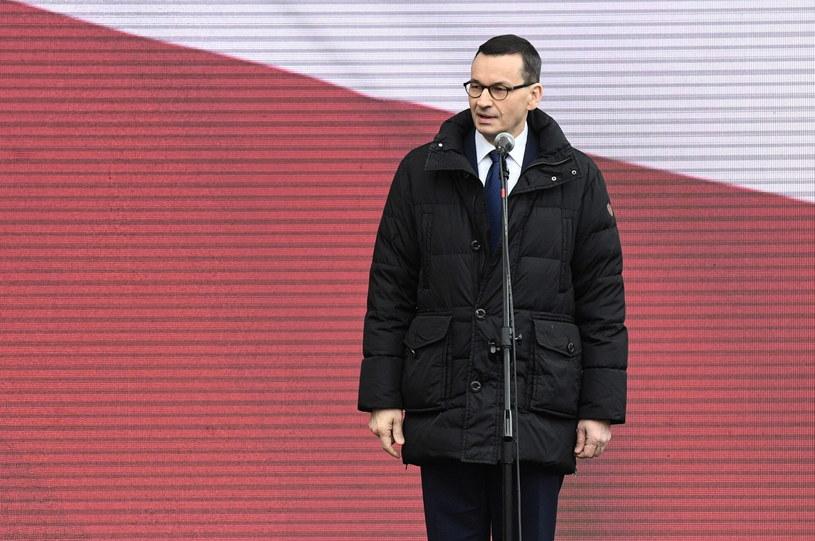 Premier Mateusz Morawiecki ma przewodzić polskiej delegacji w Smoleńsku / Radek Pietruszka   /PAP