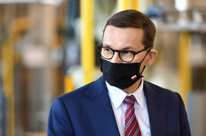 Premier Mateusz Morawiecki: Ofiarami ataku hakerskiego padli członkowie byłego i obecnego rządu
