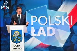 Premier Mateusz Morawiecki: oparcie gospodarki o konsumpcję i zagraniczne kredyty to grzech III RP