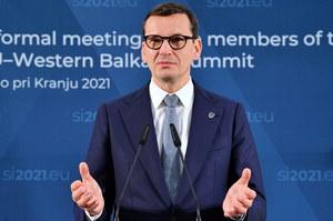 Premier Mateusz Morawiecki skomentował wyrok TK