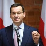 Premier Mateusz Morawiecki sprostował słowa o smogu w Krakowie